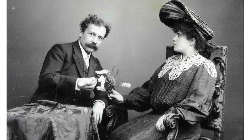 René Lalique, założyciel francuskiej firmy Lalique, źródło: www.lalique.com