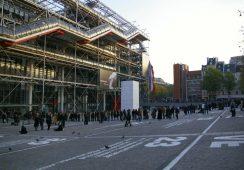 Objazdowe Centra Pompidou?