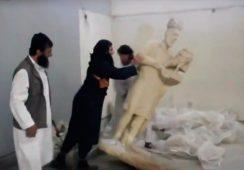Terroryzm kulturalny Państwa Islamskiego