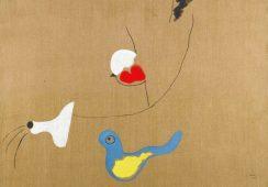 Dwie indywidualne wystawy Joana Miró zapowiedziane na 2016 rok