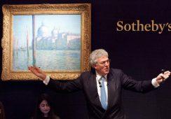 W godzinę sprzedano pięć obrazów Moneta