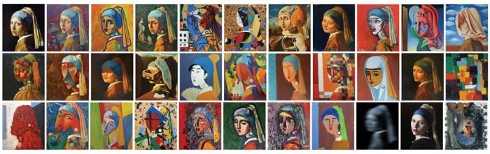 Narek Avetisyan, Symulakrum. 33 spotkania z Vermeerem, źródło: Muzeum Szczecin