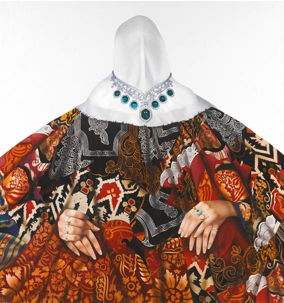 Ruben Grigoryan, Enigma, 2011, źródło: Sotheby's