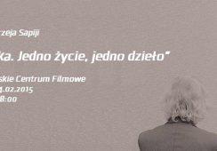 KONKURS – Wygraj bilety na film o mistrzu Romanie Opałce