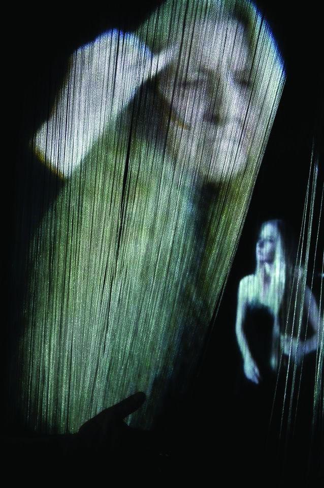 Agnieszka Ewa Braun, Układ Odniesienia, obiekty multimedialne, 2012