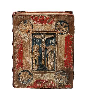 The Liesborn Gospels, ok. 980, galeria Les Enluminures w Paryżu