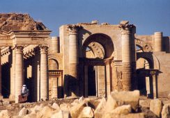 Islamiści znów atakują – tym razem Hatrę