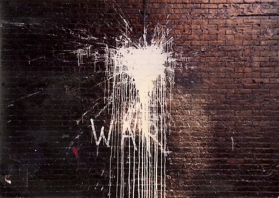 Jacek Tylicki - Praca na murze w Nowym Jorku z 1982 roku, źródło: Wikipedia