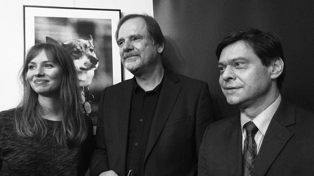 Monika Ney, Chris Niedenthal, Jacek Balant