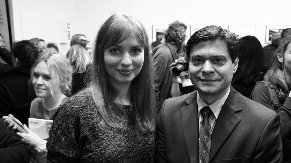 Monika Ney i Jacek Balant