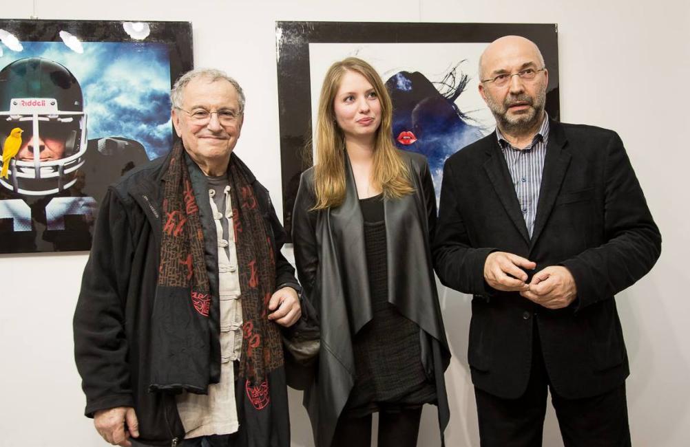 Ryszard Horowitz, Monika Ney, Janusz Fogler