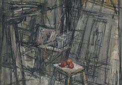 Wystawa twórczości Alberto Giacomettiego w Londynie