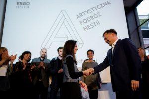 Laureat Drugiej Nagrody APH, źródło: materiały prasowe