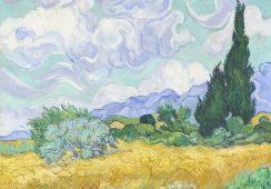 Vincent van Gogh i jego natura