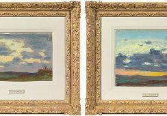 """2 w 1, czyli nieznany obraz Claude`a Moneta """"podarowany"""" w gratisie"""