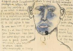 Listy nastoletniego Luciana Freuda na aukcji w Sotheby's