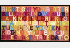Kontrowersje wokół słynnego Art Basel