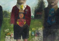 Rekordowa cena za dzieło Petera Blake`a na aukcji Chrisrtie`s