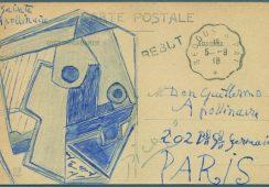 Rekordowa cena za pocztówkę z podpisem Pablo Picasso