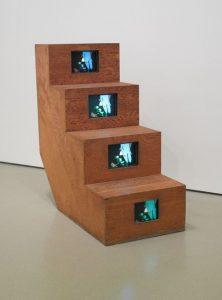Shigeko Kubota,Duchampiana: Nude Descending Staircase, 1976, źródło: Metropolitan Museum of Art w Nowym Jorku