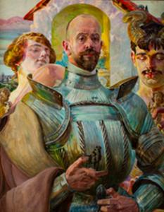 Polski Hektor, Jacek Malczewski, źródło: Polswiss Art