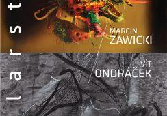 """Wystawa """"Vít Ondráček / Marcin Zawicki / malarstwo"""" w Galerii Miejskiej we Wrocławiu"""
