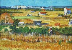 Udaremniona próba sprzedaży fałszywego dzieła Vincenta van Gogha