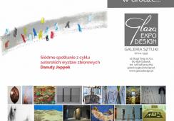 """Wystawa """"W drodze…"""" w Galerii Sztuki Glaza Expo Design"""