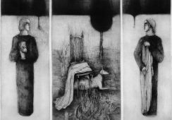 Trzy wystawy z okazji jubileuszu 25-lecia Galerii Triada w Gdańsku