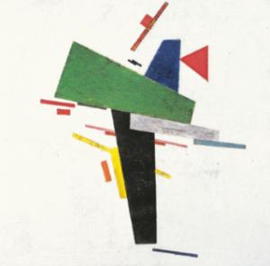 Kazimierz Malewicz, Suprematist Composition, źródło: Sotheby's