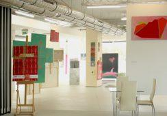 Centrum zarządzania wszechświatem jest ukryte w sztuce – relacja z wystawy prac Iwony Teodorczuk-Możdżyńskiej