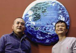 Założyciel platformy Alibaba.com malarzem – sprzedał pierwszy obraz za 5,4 miliona dolarów