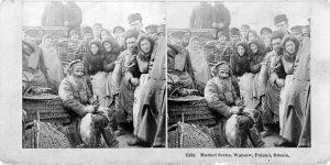 B.W. Kilburn, N.H. Littleton - Rynek w Warszawie (pocz. XX w.), źródło: materiały organizatora