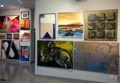 Wystawa przedaukcyjna w siedzibie Galerii Sztuki NEXT
