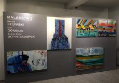 Wystwa Malarstwa STĘPIŃSKI – GÓRNICKI – HOPPE-SADOWSKI w Galerii NEXT