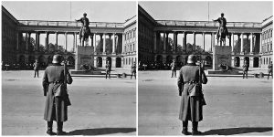 Warszawa, plac Piłsudskiego (1939), źródło: materiały organizatora