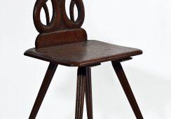 Krótka historia sprzętów do siedzenia