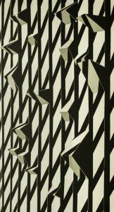Janina Wierusz Kowalska, Bills, 205 x 110 cm