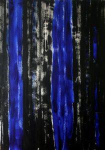 Janina Wierusz Kowalska; Painting, Highway