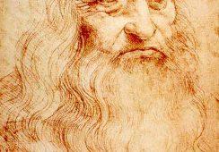 Leonardo da Vinci w londyńskim Science Museum