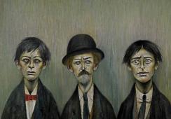 Rekord aukcyjny w Sotheby's dla brytyjskiego malarza L.S. Lowry'ego
