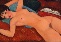 Rekordowy Modigliani za 170 milionów dolarów na aukcji w Christie's
