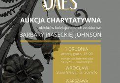 Ostatnia aukcja obiektów po Barbarze Piaseckiej Johnson