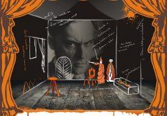 """Wystawa """"Przez czwartą ścianę. Dramat Witkacego na płótnie"""" w galerii Officyna Art&Design"""