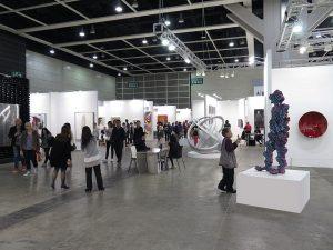 Art Basel, Hong Kong, 2015