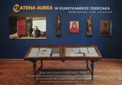 CATENA AUREA, czyli wieczór opowieści w Galerii Zderzak