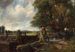9 milionów funtów za obraz Constable'a na aukcji w Sotheby's