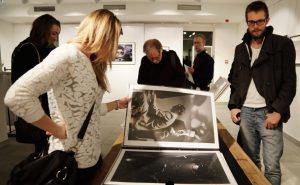 Wernisaż wystawy Showroom w Ney Gallery&Prints