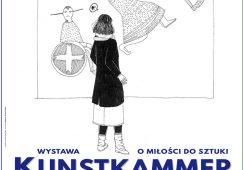 """Wystawa """"Kunstkammera"""", czyli o miłości do sztuki – Galeria Zderzak"""