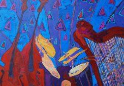 Tomek Wojtysek i Sonia Wojtysek – Malarskie spotkania w Galerii Sztuki NEXT